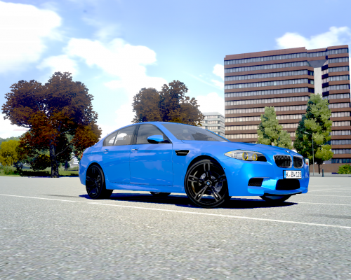 BMW M5'12 Jannes23 version